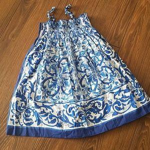 Children's Dolce and Gabbana dress